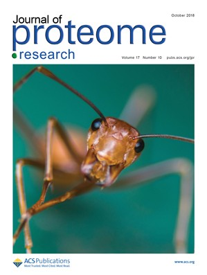 Journal of Proteome Research: Volume 17, Issue 10