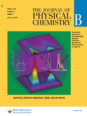 The Journal of Physical Chemistry B: Volume 118, Issue 9