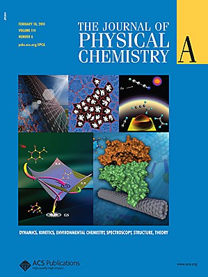 The Journal of Physical Chemistry A: Volume 114, Issue 6