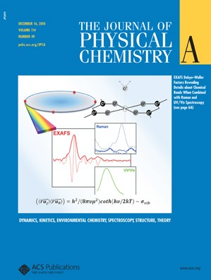 The Journal of Physical Chemistry A: Volume 114, Issue 49