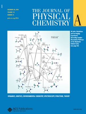 The Journal of Physical Chemistry A: Volume 114, Issue 51