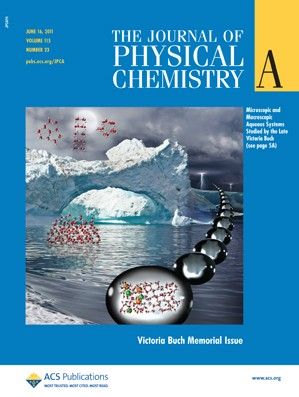 The Journal of Physical Chemistry A: Volume 115, Issue 23
