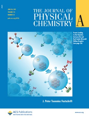 The Journal of Physical Chemistry A: Volume 115, Issue 25