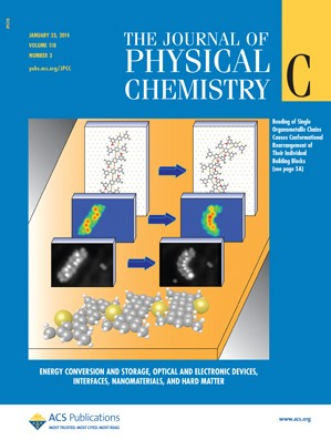 The Journal of Physical Chemistry C: Volume 118, Issue 3