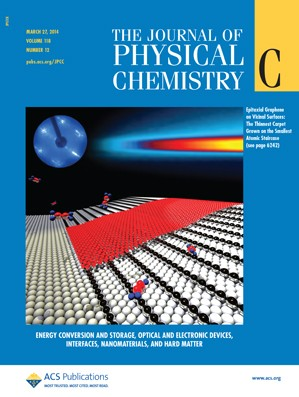 The Journal of Physical Chemistry C: Volume 118, Issue 12