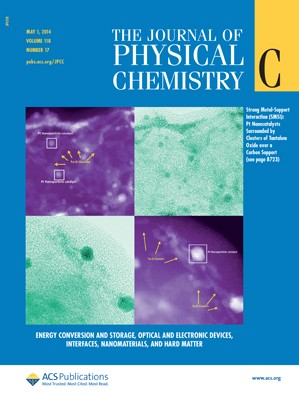 The Journal of Physical Chemistry C: Volume 118, Issue 17