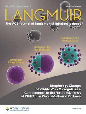 Langmuir: Volume 34, Issue 11