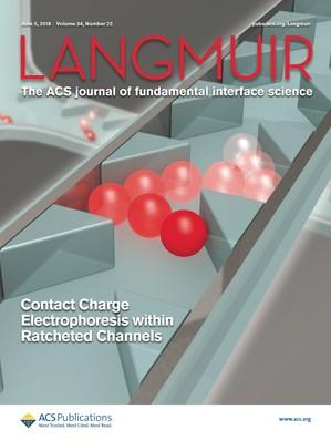 Langmuir: Volume 34, Issue 22