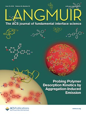 Langmuir: Volume 34, Issue 24