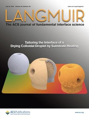 Langmuir: Volume 34, Issue 29