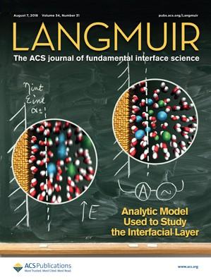 Langmuir: Volume 34, Issue 31