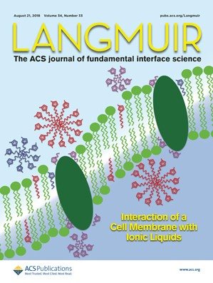 Langmuir: Volume 34, Issue 33
