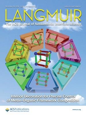 Langmuir: Volume 34, Issue 46