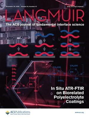 Langmuir: Volume 34, Issue 51