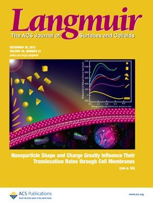 Langmuir: Volume 28, Issue 51
