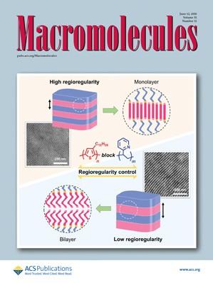 Macromolecules: Volume 51, Issue 11