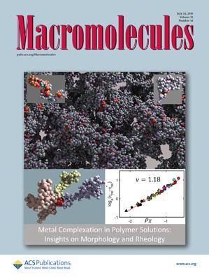 Macromolecules: Volume 51, Issue 14
