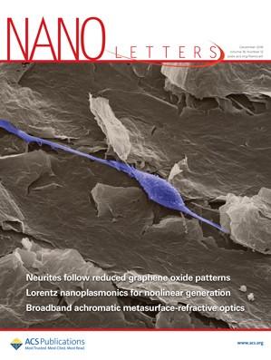 Nano Letters: Volume 18, Issue 12