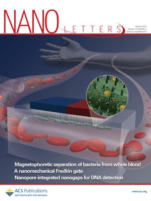 Nano Letters: Volume 14, Issue 1