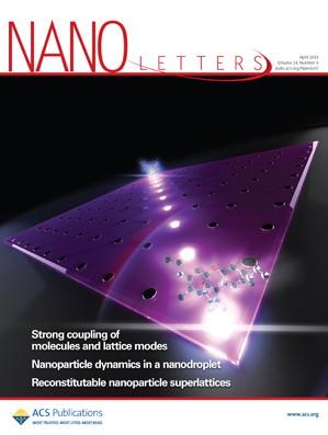 Nano Letters: Volume 14, Issue 4