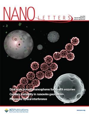Nano Letters: Volume 14, Issue 6