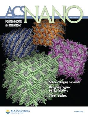 ACS Nano: Volume 4, Issue 5