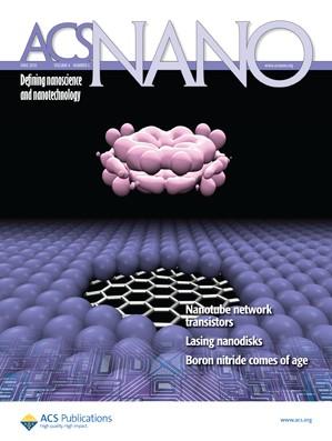 ACS Nano: Volume 4, Issue 6