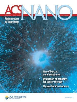 ACS Nano: Volume 4, Issue 9