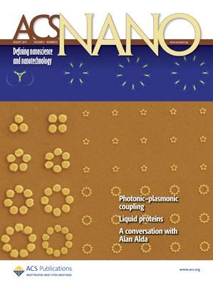 ACS Nano: Volume 5, Issue 8