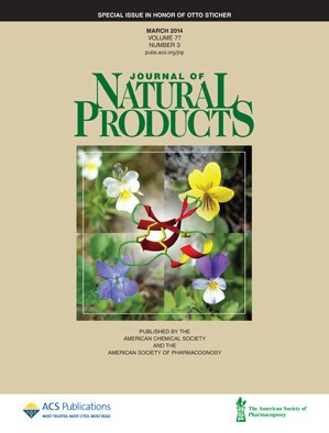 Journal of Natural Products: Volume 77, Issue 3