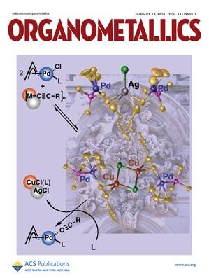 Organometallics: Volume 33, Issue 1