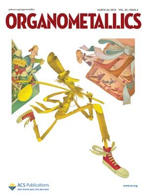 Organometallics: Volume 33, Issue 6