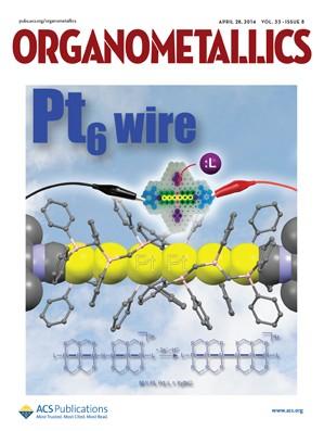 Organometallics: Volume 33, Issue 8