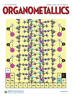Organometallics: Volume 33, Issue 15