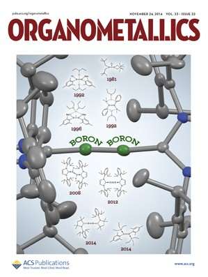 Organometallics: Volume 33, Issue 22