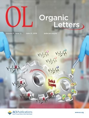 Organic Letters: Volume 21, Issue 12