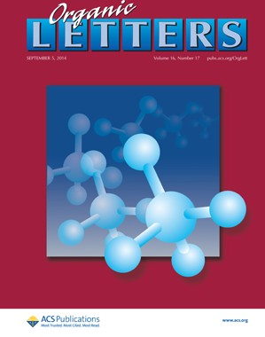 Organic Letters: Volume 16, Issue 17