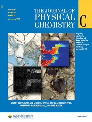 The Journal of Physical Chemistry C: Volume 118, Issue 28