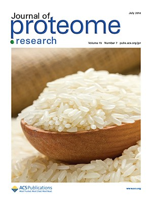 Journal of Proteome Research: Volume 13, Issue 7