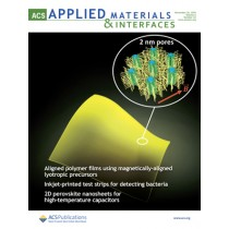 ACS Applied Materials & Interfaces: Volume 6, Issue 22