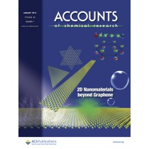 Accounts of Chemical Research: Volume 48, Issue 1