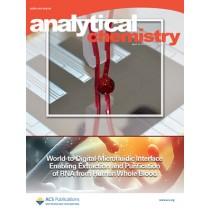 Analytical Chemistry: Volume 86, Issue 8