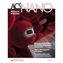 ACS Nano : Volume 13, Issue 5