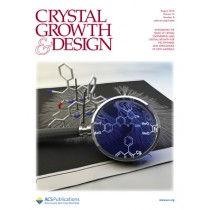 Crystal Growth & Design: Volume 14, Issue 8