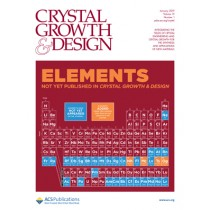 Crystal Growth & Design: Volume 19, Issue 1