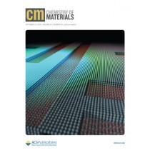 Chemistry of Materials: Volume 26, Issue 18