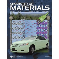 Chemistry of Materials: Volume 22, Issue 1