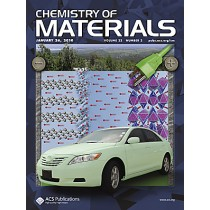 Chemistry of Materials: Volume 22, Issue 2