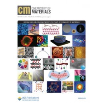Chemistry of Materials: Volume 26, Issue 1