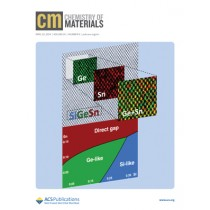 Chemistry of Materials: Volume 26, Issue 8